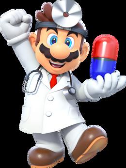 Dr. Mario 1 - Dr. Mario World