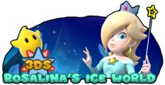 InfinityRemixCourse 3DS Rosalina's Ice World