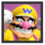 JSSB Character icon - Wario