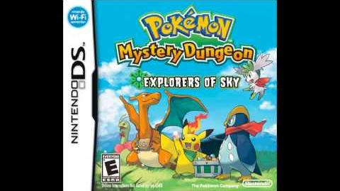 PMD Explorers of Sky OST Icicle Forest