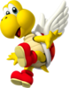 Paratroopa - Mario Kart X
