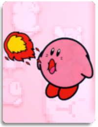 PowerCardKirby Fire