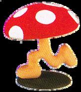 Ramblin mushroom clay