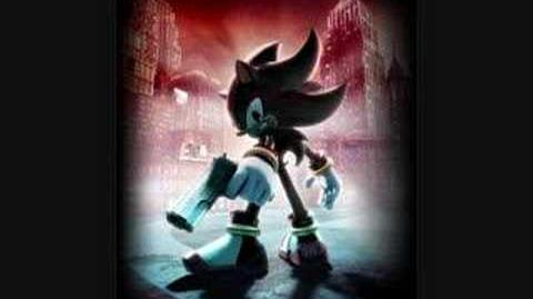 "Shadow the Hedgehog Lost Track ""Broken"""