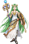 Uprising lady palutena e3 2011 press kit