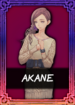 ACL Tome 57 character portal box - Akane