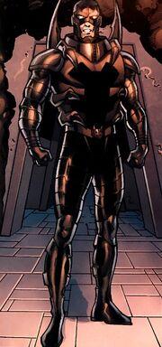 Black Beetle (DC Comics)