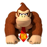 Donkey Kong Profile Artwork