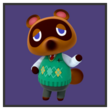 JSSB character preview icon - Tom Nook