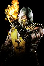 Scorpion (SSBVMK)