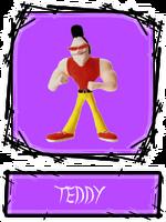 Teddy SSBR