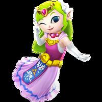 Toon Zelda New Render