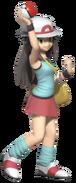 1.4.Pokemon Trainer Leaf Posing