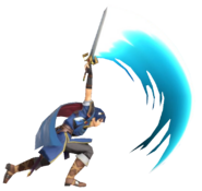 1.6.Marth Swinging his Sword 3
