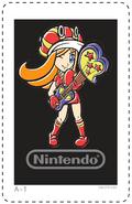 AR 3DS kaart Mona