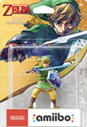 Amiibo - Zelda - Link Skyward Sword - Box
