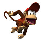 Diddy Kong Card