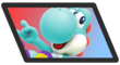 InfinityRemix Light-Blue Yoshi