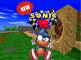 New Sonic R
