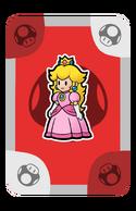 Peach Partner Card