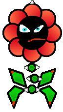 Thornus the floro sapien
