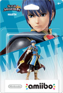 Amiibo - SSB - Marth - Box
