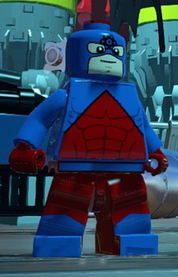 Atom (Ray Palmer) (Lego Batman 4)