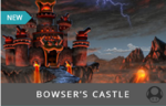 Bowser's Castle SSBA