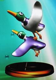 Ducks trophy (SSBM)