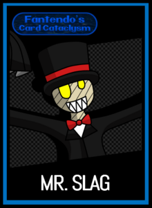 FCC Mr Slag Card