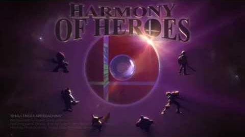 Harmony of Heroes - Challenger Approaching by Rozen