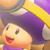 Purple Captain Toad Spirit Icon SSBE