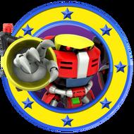 Sonic Championship - E-123 Omega