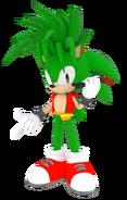 Sonic Series Manic 3D