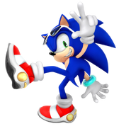 Sonic adventure upgraded render by nibroc rock ddfv4fb-pre