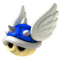 Spiny Shell Cup Icon - Mario Kart 8 Wii U
