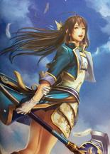 Xin Xianying Artwork (DW9)