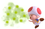 1.2.Toad letting out Spores