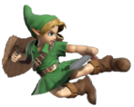 1.7.Young Link Kicking