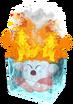 3.Melting Iceblock Kirby