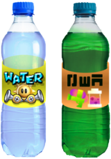 6.Water and Ink Bottle