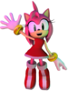 Amy Rose - Hey, Sonic!