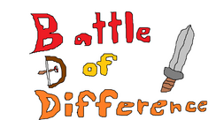 Battle of Difference