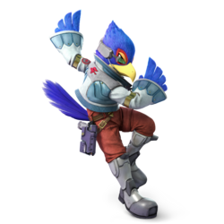 Falco SSBUltimate