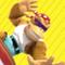 Funky Kong SMBH