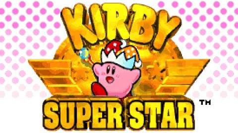 Kirby Super-Star Supreme