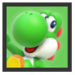 JSSB Character icon - Yoshi