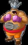 King Hippo Title Defense