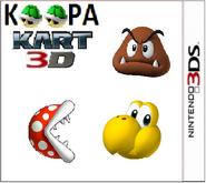 Koopa Kart 3DS