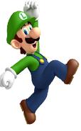 Luigi Jummping